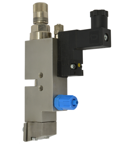 Cold glue applicators MKDD coating nozzle from Reuther-Systems